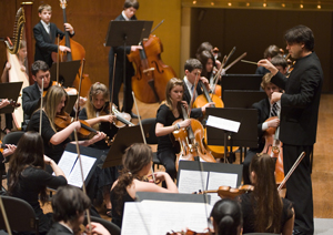 Avery Fisher Hall Concert